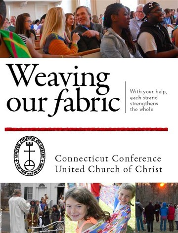 Weaving our fabric